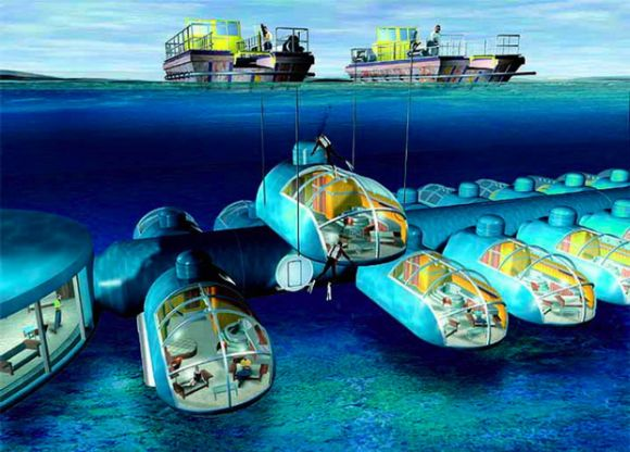 11 hotel subacvatic 5